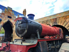 Train at Wizarding World of Harry Potter Hogsmeade Islands of Adventure Universal Orlando 5