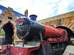 Train at Wizarding World of Harry Potter Hogsmeade Islands of Adventure Universal Orlando 5