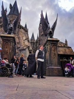 Wizarding World of Harry Potter Hogsmeade Islands of Adventure Universal Orlando 3
