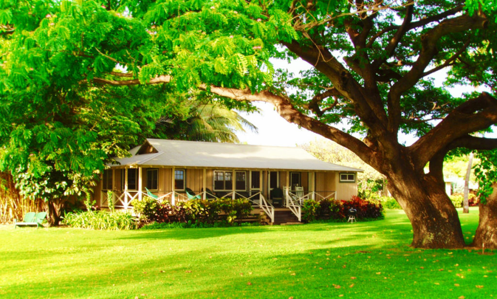 Waimea Plantation Cottages Kauai Hawaii