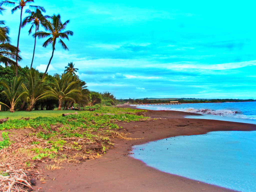 Waimea Plantation beach Kauai Hawaii i