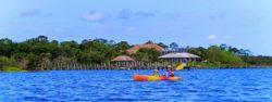 Alamo Scenic Route kayaking header