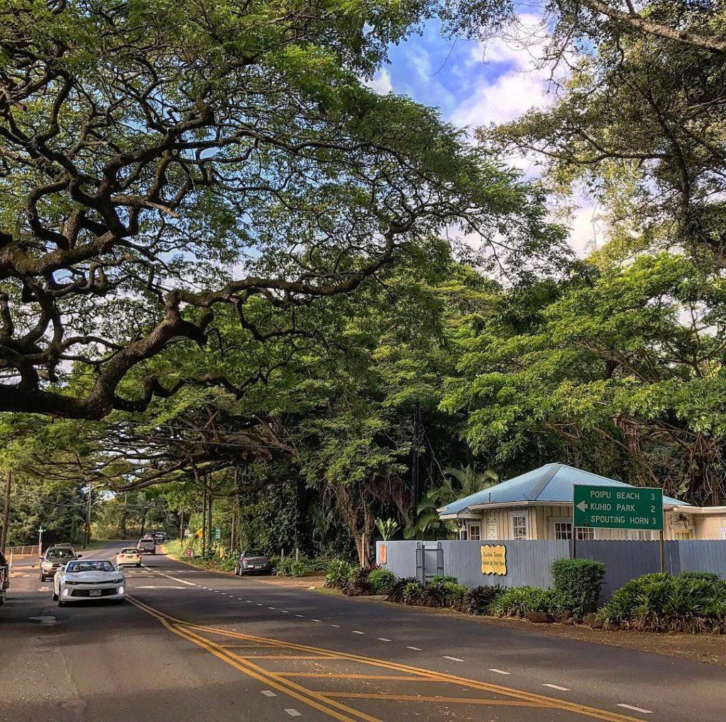Old Town Koloa Kauai