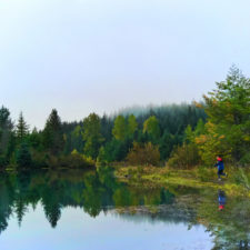Emerald City Life Terumi Gold Creek Pond Snoqualmie Pass 4