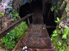 Entrance to Cenotes Siete Bocas Yucatan Road Trip