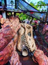 Camp Jurassic Universal Islands of Adventure Orlando 2