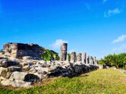 El Rey Mayan Ruins Archaeological Site Cancun Yucatan 1