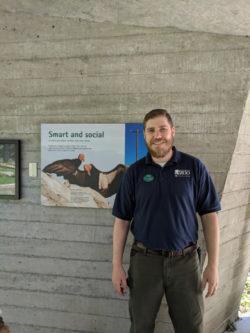 Taylor family at Oregon Zoo Portland