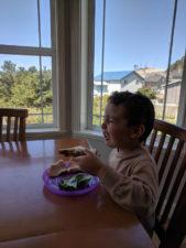 Taylor Family at Pacific City Oregon Coast VRBO 2