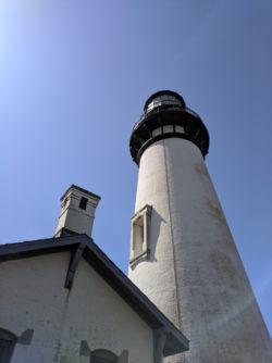 Yaquina Head Lighthouse Oregon Coast 1