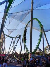 Incredible Hulk rollercoaster at Universals Islands of Adventure Universal Orlando 2