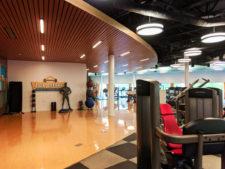 Jack Lalane Fitness Center at Universal Cabana Bay Resort Orlando Florida 1