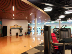 Jack Lalane Fitness Center at Universal Cabana Bay Resort Orlando Florida 1