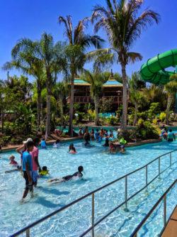 Lazy River at Universal Volcano Bay Water Theme Park Orlando 2