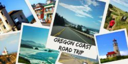 Oregon Coast road trips are awesome family adventures. From the Tillamook Cheese factory to looking for glass floats on the beach, lighthouses to kid-friendly hiking, there's never a dull moment. And going to the Oregon Coast in the off-season is smart for smaller crowds and moody skies. 2traveldads.com