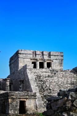 Palace at Tulum Mayan Ruins National Park Yucatan 12b