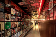 Secret Pizza Hallway_The Cosmopolitan of Las Vegas