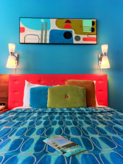 Two Queen Room in Beachside Tower Universal Cabana Bay Resort Orlando 1