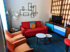 Family suite at Universal Cabana Bay Resort Orlando 3