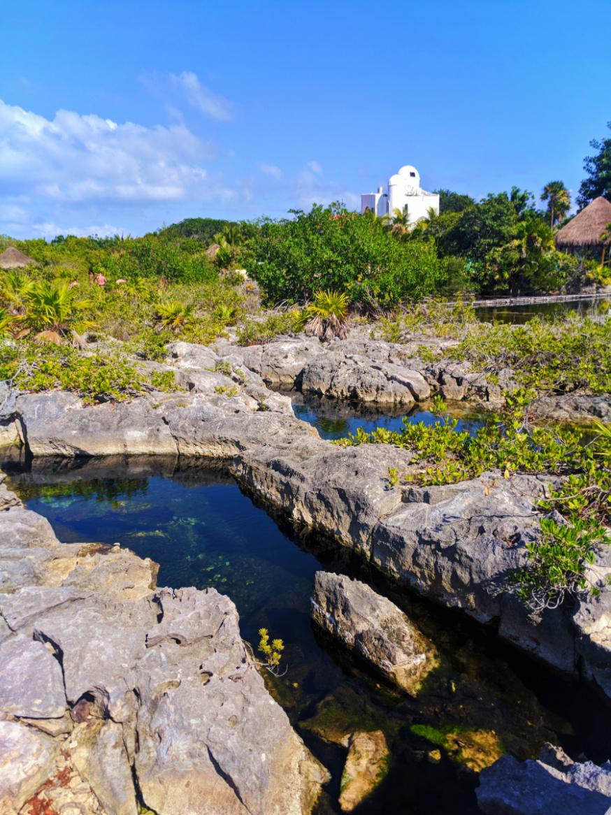 Cenote Yal Ku in Akumal Yucatan Road Trip 3