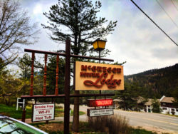 Exterior at McGregor Mountain Lodge Estes Park Colorado 4