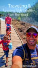 Keeping kids healthy when traveling is as easy as keeping them safe from too much sun and following instructions on medications. 5 easy tips to look out for kids when on the road or babysitting somebody else's children. 2traveldads.com
