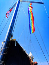 Pride Sailing Holidays sailboat off Hvar Croatia 1