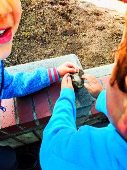 Taylor Family Pikas in the Park scavenger hunt Downtown Estes Park Colorado 3