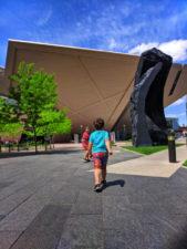 Taylor Family at Denver Art Museum 1