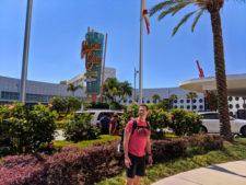 Taylor Family at Universal Cabana Bay Resort Orlando Florida 7