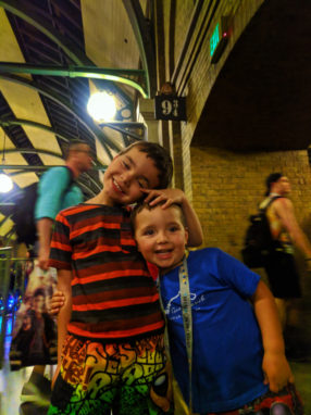 Universal Orlando with Small Kids: how to make sure everyone