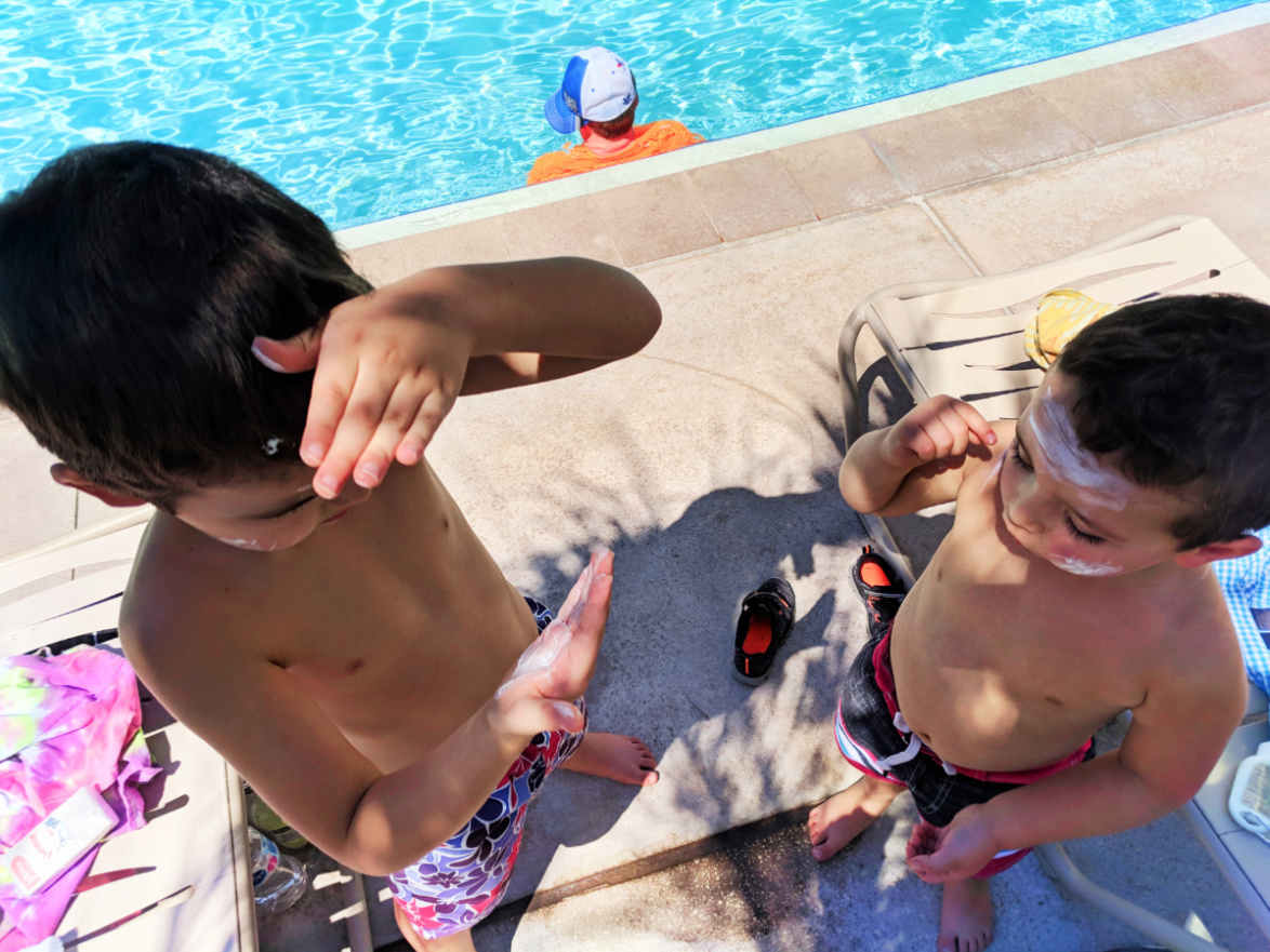 Keeping kids healthy while traveling (and at home too!)