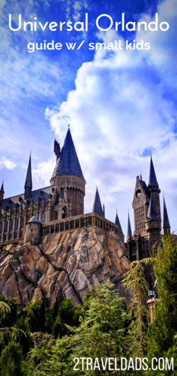 Universal Orlando with small kids is non-stop fun and completely doable even though there are so many attractions for big kids. From resort pools to meeting favorite characters, there is something for every age and every family at Universal Studios Orlando, Florida. 2traveldads.com