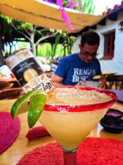 Big Margarita at Old Town San Diego California 1