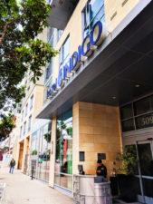 Entrance of Hotel Indigo San Diego Gaslamp 1
