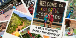 Four days in Denver with kids is an awesome extended weekend getaway. Ideal in winter or summer, Denver is full of museums and outdoor adventures. 2traveldads.com