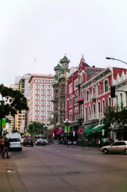 Gaslamp District of San Diego 1