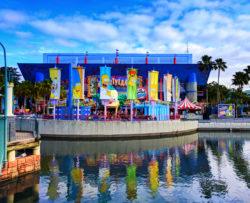 Krustyland at Universal Studios Florida Orlando 2