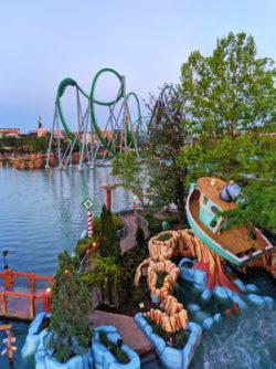 Popeye's Boat Toon Lagoon at Universals Islands of Adventure Universal Orlando Resort 2