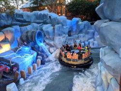 Popeye's Boat Toon Lagoon at Universals Islands of Adventure Universal Orlando Resort 3