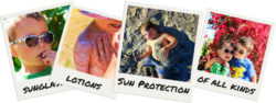 Traveling with kids takes you into all kinds of environments and sun protection for kids is extremely important, including alternatives to using sunblock on children. From thoughtful activity planning to packing, tips for keeping kids safe from sunburns. 2traveldads.com