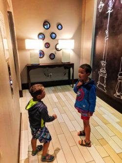 Taylor Family at IHG Hotel Indigo San Diego Gaslamp 1