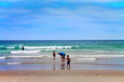 Taylor Family at Pacific Beach San Diego California 4