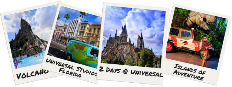 Two days at Universal Orlando might seem like a tight schedule but it's very doable and amazing with kids. Travel tips for planning your time and shortcuts to beat the lines at Universal Studios Orlando. 2traveldads.com