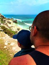 Beach at Isla Mujeres Quintana Roo Mexico from FIAB 1