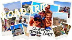Itinerary for a California Central Coast road trip along the PCH and beyond. Beaches, wine, missions, and more. 2traveldads.com