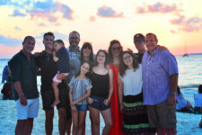 Family Is About Love group on Isla Mujeres Quintana Roo Mexico from FIAB 1