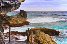 Punta Sur cliffside trail Isla Mujeres Quintana Roo Mexico from FIAB 3