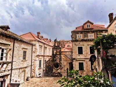Apartman view in Old Town Dubrovnik Croatia 1