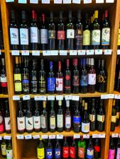 Croatian Wine Shop in Old Town Dubrovnik Croatia 1